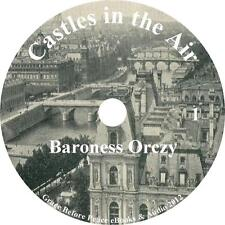 Castles in the Air, Audiobook by Baroness Orczy on 1 MP3 CD Fiction & Literature