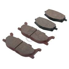 Motorcycle Front & Rear Disc Brake Pads For YAMAHA TDR 125 TZR 125 1993 93 TCMT