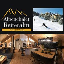 20% Rabattgutschein Alpenchalet Reiteralm ACR6 Exklusiv-Urlaub Ski Amade Chalet