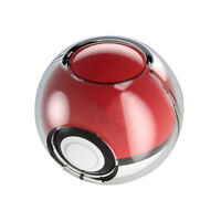 Clear Case for Nintendo Switch Poke Ball Plus Controller Protector Cover Game