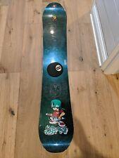 Vintage Burton Jeff Brushie Snowboard Deck