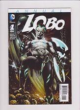 DC Comics! Lobo! Annual Issue 1!