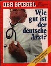 SPIEGEL 26/1972 Die Qualität der deutschen Ärzte