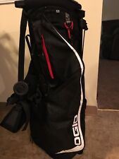 New 2019 Ogio Shadow Fuse 304 Black Stand Bag