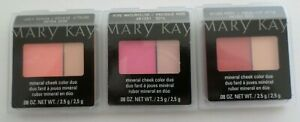 MARY KAY MINERAL CHEEK COLOR DUO DISCONTINUED  KAL065-067