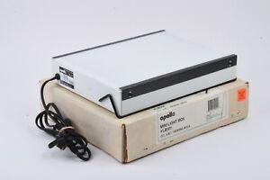 "EXC++ APOLLO LB101 LIGHT BOX 8.5"" x 11.5"" PLEXIGLASS 5000K COLOR CORRECTED CLEAN"