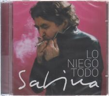 CD - Sabina CD Lo Niego Todo (Sony Music) 889854133221 - NOW SHIPPING !
