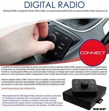 INTERFAZ DAB DAB+ Digital Radio RDS modulador FM para SMART MERCEDES de 2004