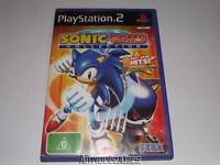 Sonic Gems Collection PS2 PAL *No Manual* Free Post