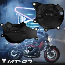 For YAMAHA MT-07/FZ-07 Motorcycles Engine cover Protection for GB Racing 14-2021