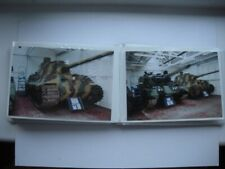 1/35 Scale Model Photo Album, Dioramas Tamiya, Tiger Tank etc