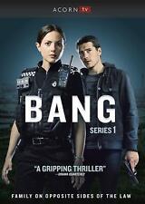 BANG 1 (2017): Welsh Police Drama BBC TV Season Series - NEW Rg1 DVD