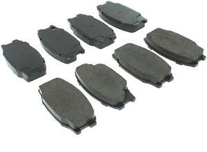 Disc Brake Pad Set fits 1995-2004 Mitsubishi Fuso FE FE-HD,FE-SP FE-CA  CENTRIC