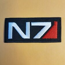 Mass Effect Game 3 inch Badge Patch Cosplay Costume