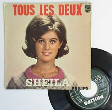 """Vinyle 45T Sheila  """"Tous les deux"""""""