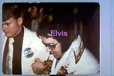 ELVIS PRESLEY KNOXVILLE TN 5/20/77 VINTAGE ORIGINAL PHOTO CANDID
