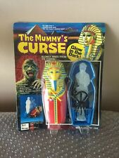 THE MUMMY'S CURSE Glow in Dark Sealed-Playset Rare  Spider Variant Toys N Things