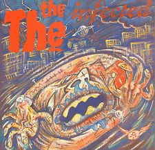 THE THE - INFECTED (1986 CD EUROPE & UK)