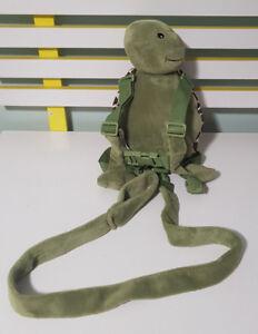 GOLDBUG TURTLE PLUSH TOY SOFT TOY CHILD HARNESS KEEP THEM SAFE!