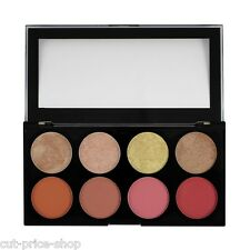 Makeup Revolution Palette Powder Blusher Highlighter Blush Goddess