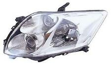 Toyota Auris 2007-2010 Chrome Front Headlight Headlamp N/S Passenger Left