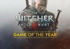 THE WITCHER 3 GOTY STEAM + DLC automat 5 min.