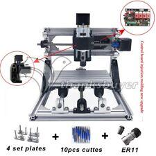 Mini Cnc 1610 Mill 500mw Laser Cnc Engraving Machine Pcb Milling Wood Router