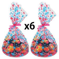 6x CUPCAKE MUFFIN Fairy CAKES Wrap Kit Borsa Regalo VIOLONCELLO PARTY Rotolo Carta base