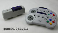 Game Partner 2 Infrarot / Wireless Controller ( Pads ) für Super Nintendo / SNES