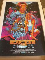 Blade Runner AP Variant Kelly Poster NYCC Mondo