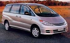TOYOTA TARAGO 2000-2006 2.0L 2.4L 3.0L ENGINES WORKSHOP REPAIR MANUAL FAST!!