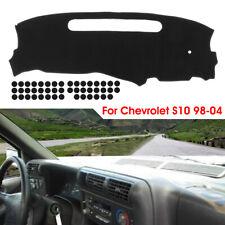 Dashboard Cover Dash Mat Dashmat Anti-Slip Protector For Chevrolet S10 1998-2004