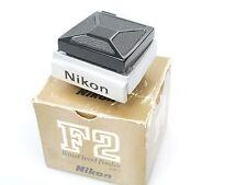 Nikon lumière bac viseur dw-1 pour Nikon f2 avec boîte