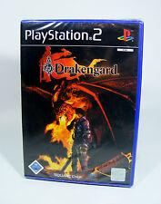 Drakengard 1 para PlayStation 2 nuevo en lámina Sony ps2 juego