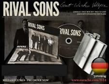 Rival Sons 'Great Western Valkyrie' Limited Box Set w/ Engraved Hip Flask - NEW