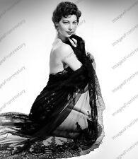 8x10 Print Ava Gardner 1950 #987234AG