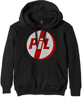 PIL PUBLIC IMAGE LIMITED Classic Band Logo HOODIE SWEATSHIRT OFFICIAL MERCH