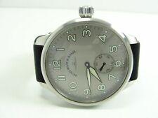 XXXL Zeno Watch Basel Ref. 9558-SOS Herrenuhr ETA 6498-1 UNITAS Box Neuwertig