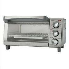 Black & Decker TO1760SS Toaster Oven - Toast, Convection, Bake, Broil, Keep -