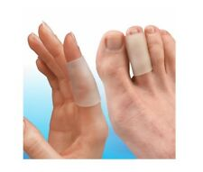 My Feet Gel Toe/Finger Sleeve Cushion Protection Blister Corn (2 pairs)