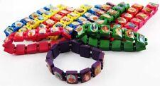 Pulsera icono Surtidos Colores 12pcs