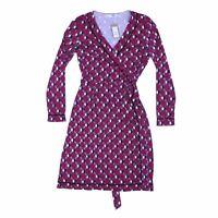 Uttam Boutique Women's Midi Dress 10 Colour: Pink