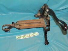 H.B Rouse & Co. Chicago A17823 Cast Iron Antique letterpress Cutting Slug Tool
