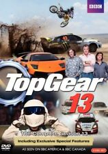 Top Gear 13: The Complete Season 13 [New DVD]