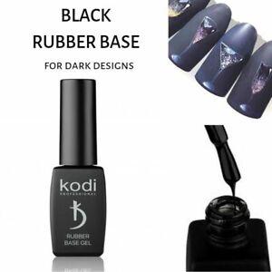 Kodi Base Coat Rubber Base UV LED Gel Polish Original Nail Art