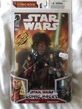 Star Wars Comic Pack Ulic Qel Droma And Exar kun