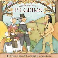(Good)-The Story of the Pilgrims (Random House Picturebacks) (Paperback)-C. Crol