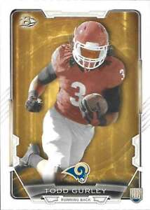 2015 Bowman Football - Base Rookie RC Cards - You Pick!