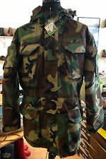 British Army Style PCS Windproof Ripstop MVP Lined Woodland Camo Combat Smock L