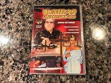 Tumbas Abiertas New Sealed DVD! Pepe El Toro El Mariachi El Topo Alamar